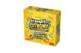 Šťavnaté citrony společenská hra na baterie v krabici 26x26x7cm 6+