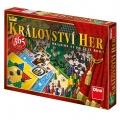 Království 365 her - soubor her společenská hra v krabici 43x30x5cm Dino