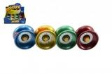 Jojo kov 6cm asst mix barev v sáčku 12ks v boxu Teddies