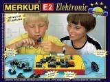 Stavebnice MERKUR E2 elektronic v krabici Merkur Toys