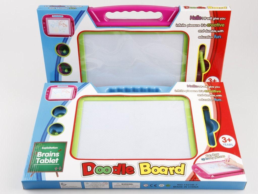Kreslící tabulka barevná Alltoys