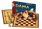 Dáma + mlýn společenská hra v krabici 33x23x4cm Bonaparte
