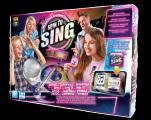 Mikrofon Spin to sing