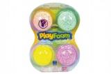 PlayFoam Modelína/Plastelína kuličková 4 barvy na kartě