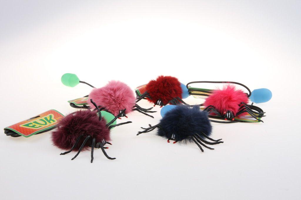 Skákající zvířátko - pavouk barevný Hájková