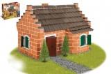 Stavebnice Teifoc Historický dům  370ks v krabici 43x33x11cm