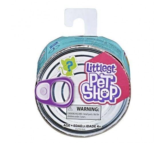 Littlest Pet Shop Zvířátko ukryté v konzervě Hasbro