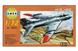 Model MIG-19S 12,5x18cm v krabici 25x15x5cm Směr