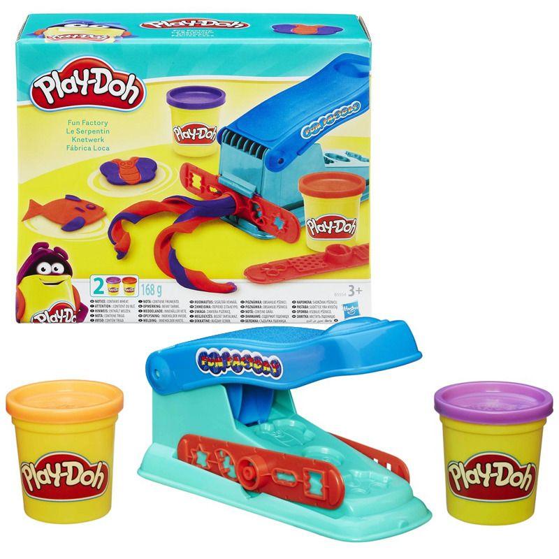 Play-Doh zábavná továrna Hasbro
