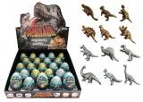Sliz - hmota vejce dinosaurus 7cm asst 23ks v boxu