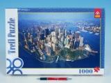 Puzzle New York 1000 dílků v krabici Trefl