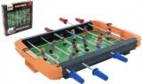 Stolní fotbal kovová táhla v krabici 44x43x7cm