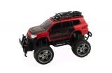 Auto RC terénní plast 30cm na dálkové ovládání na baterie v krabici 37x20x19cm Teddies