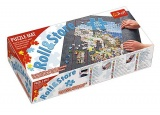 Pěnové puzzle Paw Patrol 32x32x1cm 8ks v sáčku Trefl