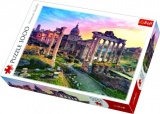 Puzzle Řím 1000 dílků v krabici 40x27x6cm Trefl