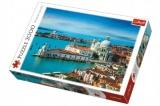 Puzzle Benátky, Itálie 2000 dílků 96x68cm v krabici 40x27x6cm