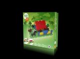 Stavebnice Blok 3 Farma plast 197ks v krabici 35x33x8cm Beneš a Lát