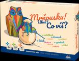 Mrňousku! Ukaž!, co víš? společenská magnetická hra v krabici 42x29x6cm Vista