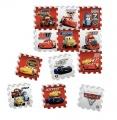 Pěnové puzzle Disney Cars 12ks