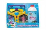 Bublifuk FRU BLU 2v1 blaster sada na tvorbu profesionálních bublin + náplň 0,5L v krabici