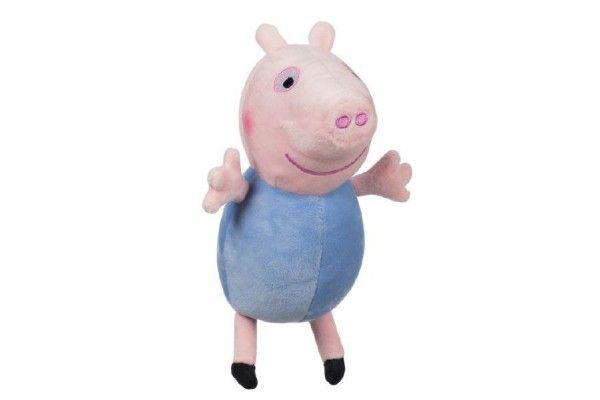 Prasátko Peppa postavička Tom plyš 25cm v sáčku 0m+ TM Toys