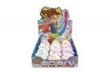 Sliz - hmota magické mraky 9cm asst mix barev 12 ks v boxu Teddies