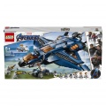 Lego Super Heroes 76126  Parádní tryskáč Avengerů