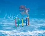 Tyčky 5ks pro potápění v bazénu od 6 let Teddies