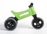 Odrážedlo zelené FUNNY WHEELS 2v1 výška sedadla nastavitelná 28/31cm nosnost 50kg 18m+ v krabici Teddies