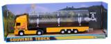 Stavebnice Monti 55/1 Souvenir Truck 32cm sběratelský model+ skleněná lahev v krabičce SEVA