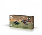 Stavebnice Seva Army mini 1 plast 158ks v krabici 31,5x16,5x7,5cm Beneš a Lát