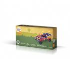 Stavebnice Seva Patrol plast 238ks v krabici 31,5x16,5x7,5cm Vista