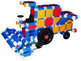 Stavebnice Seva plast 1239ks v krabici 35x33x10,5cm Vista