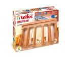 Stavebnice Teifoc Brandeburská brána 250ks v krabici 35,5x29x8cm Směr