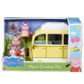 Prasátko Peppa karavan kempingový vůz v krabici 20x14x13cm TM Toys