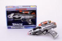 Vesmírná pistole se světlem a zvukem