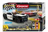 "Autodráha Carrera GO 62510 ""On the Run"" 4,3m v krabici 58x40x8cm"