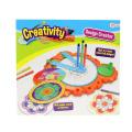 Kreativní sada inspiro plast v krabici 28x26x4,5cm Teddies