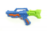 Vodní pistole plast 32cm asst 2 barvy v sáčku Teddies
