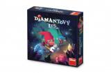 Diamantový les společenská hra v krabici 24x24x6cm