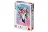Jednorožec 500XL puzzle relax 47x66cm v krabici 32x23x7cm