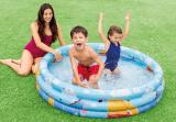 Bazén 3kruhový Medvídek Pú Intex