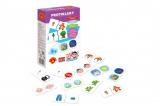 Hra školou® Protiklady kreativní hra v krabici 16x25x5cm
