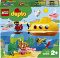 Lego Duplo 10910 Town Dobrodružství v ponorce