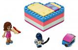Lego Friends 41387 Olivia a letní srdcová krabička