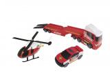Teamsterz požární přeprava helikoptéry se zvukem a světlem Halsall