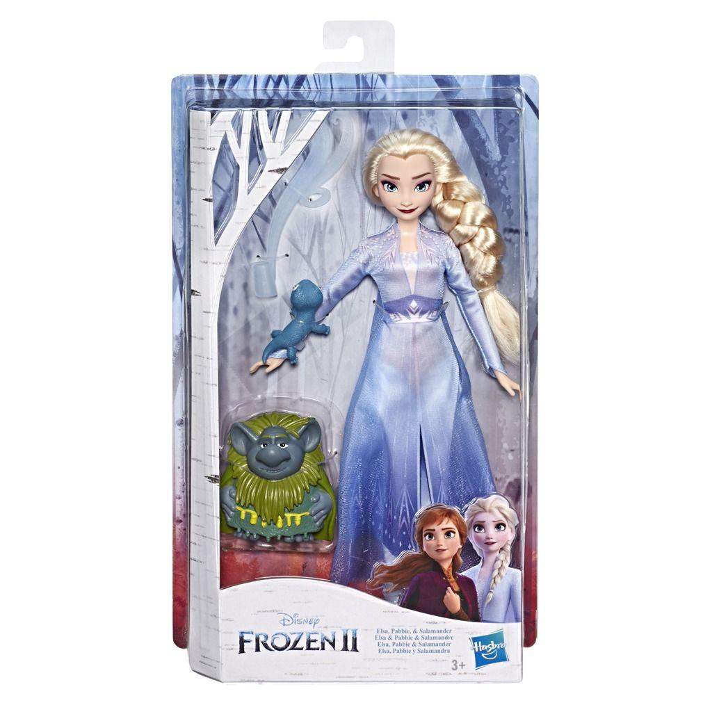 Frozen 2 Panenka Elsa s kamarádem Hasbro
