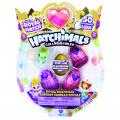 Hatchimals královská zvířátka čtyřbalení s bonusem s6