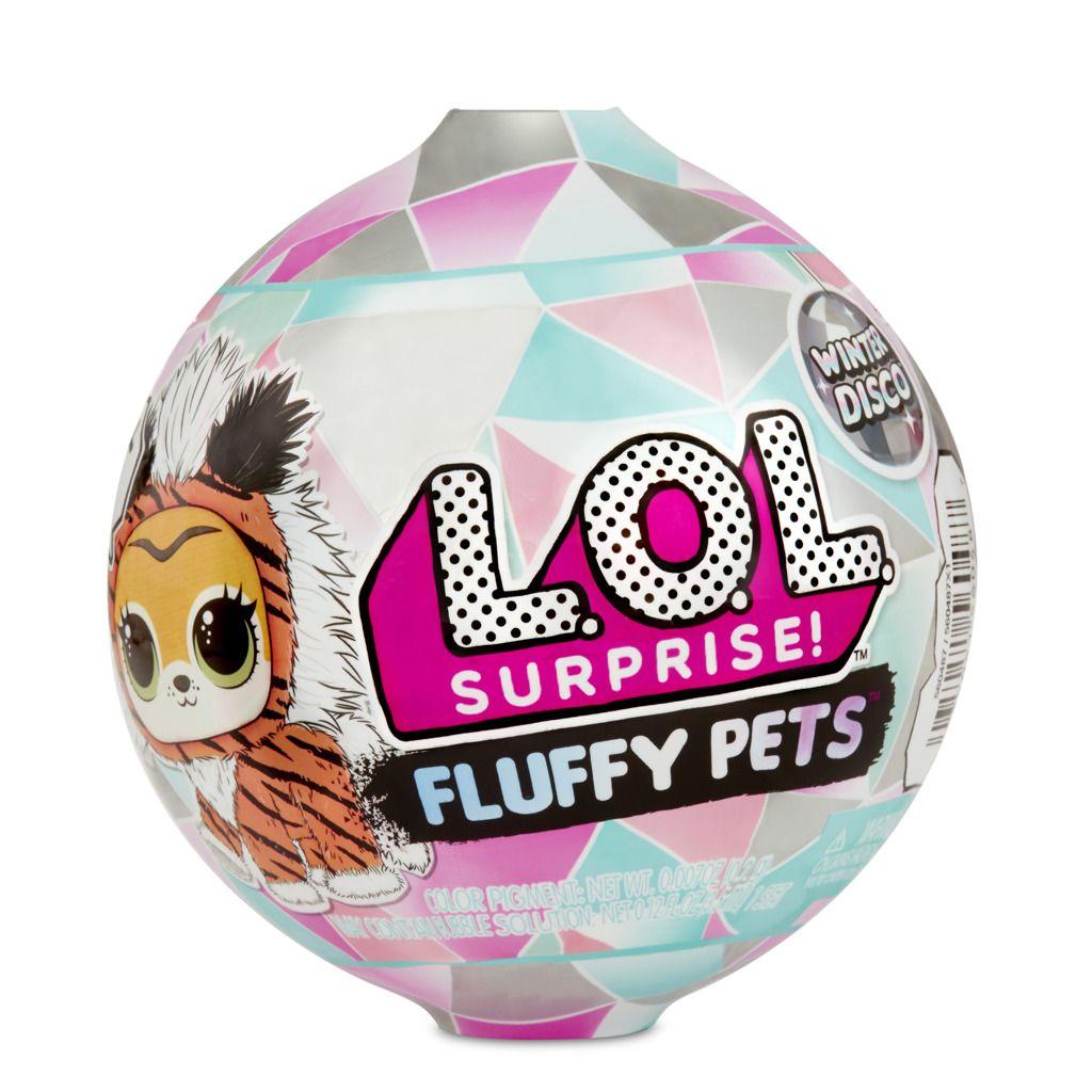 L.O.L. Surprise Fluffy Pets Chundeláček, MGA