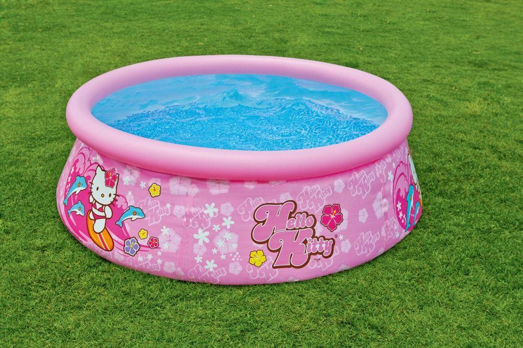Bazén dětský Hello Kitty